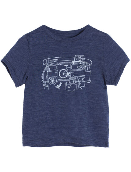 Tech Lite Short Sleeve Van Life