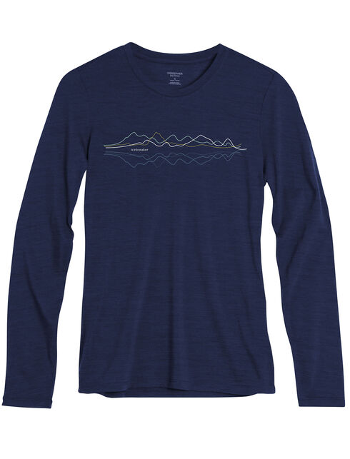 Tech Lite Long Sleeve Crewe Icebreaker