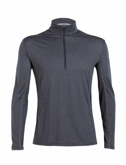 Aero Long Sleeve Half Zip