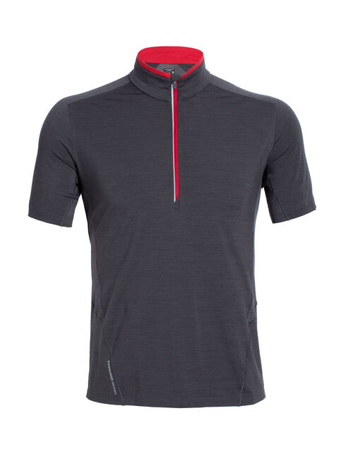 Cool-Lite Strike Short Sleeve Half Zip