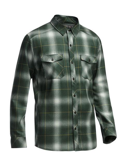 Lodge Long Sleeve Shirt Plaid