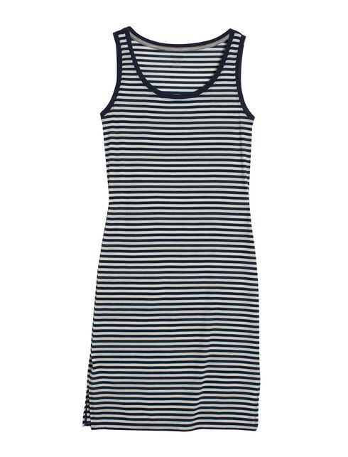 Tech Lite Tank Dress Stripe