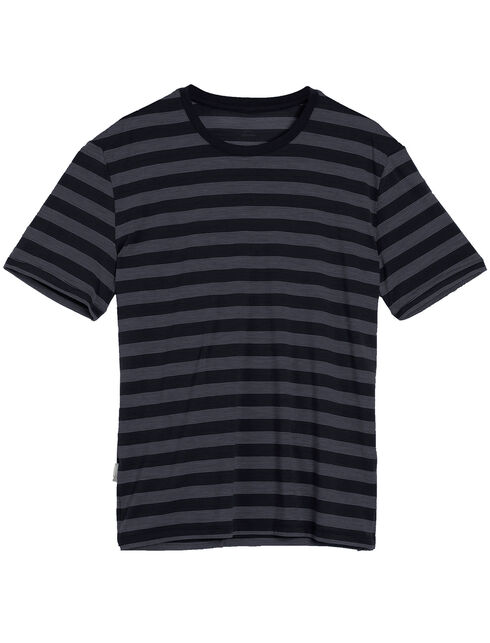Tech Lite Short Sleeve Stripe