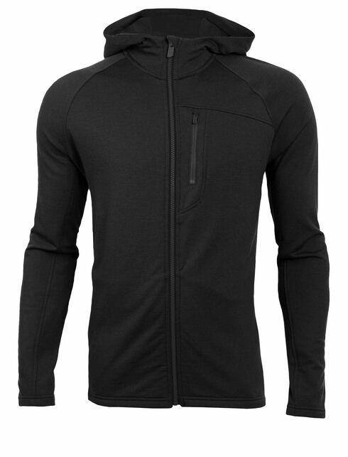 RealFLEECE Sierra Long Sleeve Zip Hood