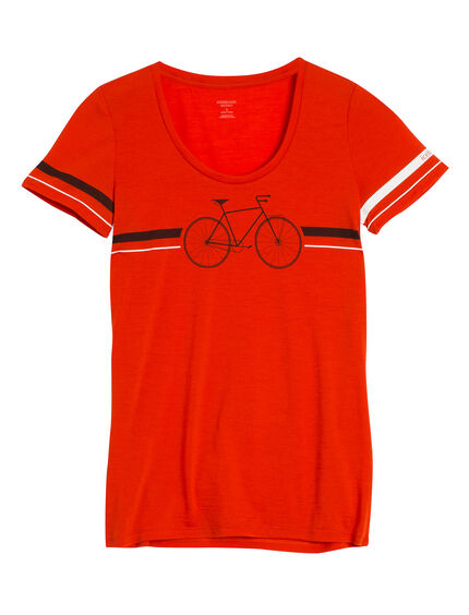 Tech Lite Short Sleeve Scoop Fixie