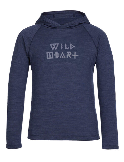 Cool-Lite™ Sphere Long Sleeve Hood Wild Heart Glyphs