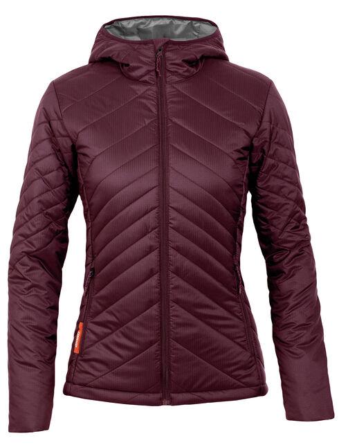 MerinoLOFT™ Stratus Long Sleeve Zip Hood