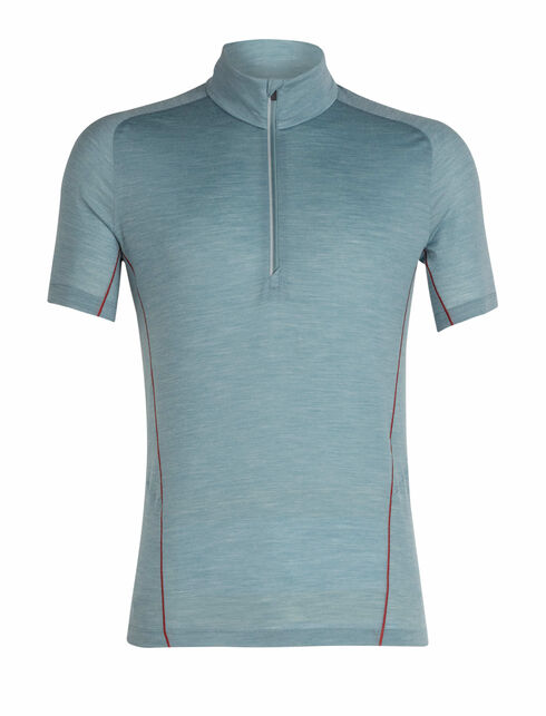 Men's Cool-Lite™ Strike Lite Short Sleeve Half Zip