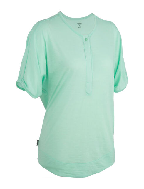 Willow Short Sleeve Henley