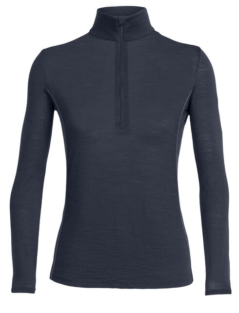Women's Aero Long Sleeve Half Zip