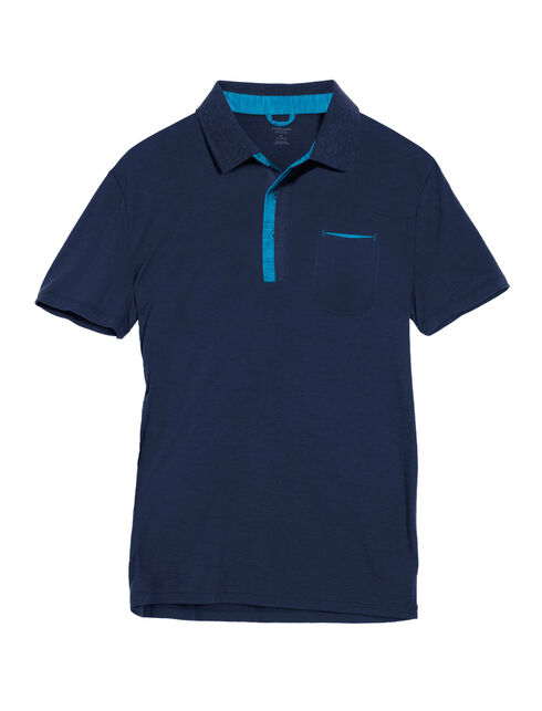 Quattro Short Sleeve Polo
