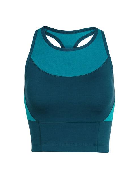 Cool-Lite™ Meld Zone长款运动文胸