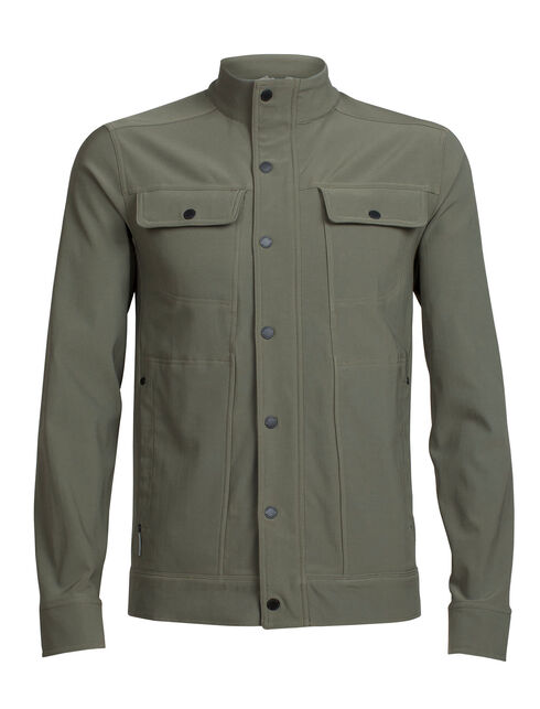 Utility Softshell Jacket