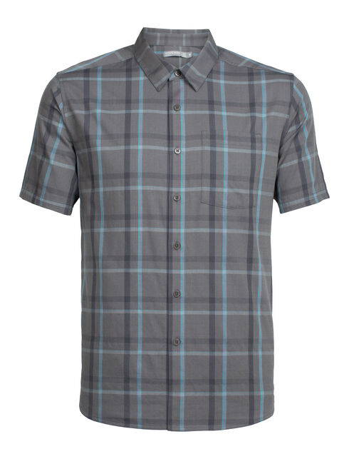 Men's Cool-Lite™ Compass Short Sleeve Shirt
