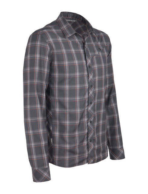 Departure Long Sleeve Shirt Plaid