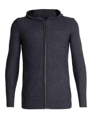 Waypoint Long Sleeve Zip Hood Sweater