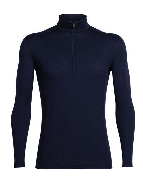 Men's Oasis Long Sleeve Half Zip
