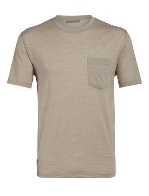 Nature Dye Drayden Short Sleeve Pocket Crewe