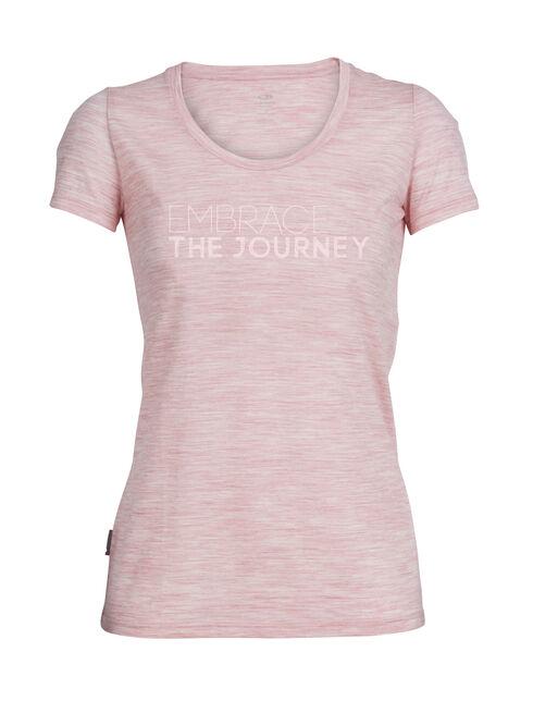 Tech Lite Short Sleeve Scoop Embrace the Journey