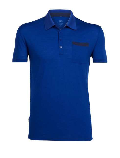 Quattro II Short Sleeve Polo