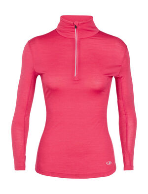 Cool-Lite™ Comet Lite Long Sleeve Half Zip