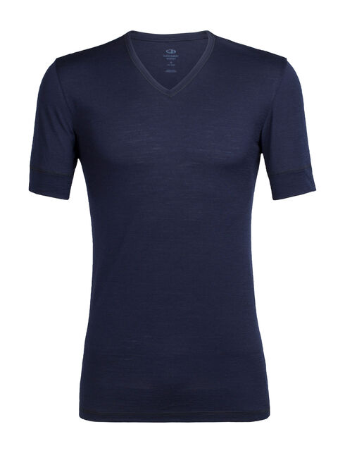 City Lite Short Sleeve V