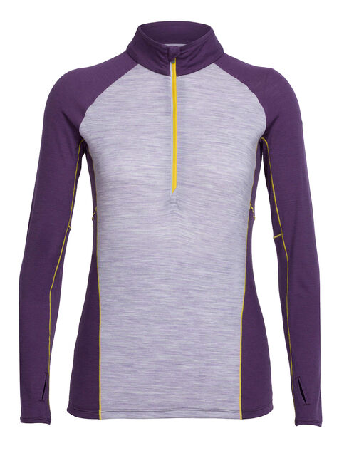 Comet Long Sleeve Half Zip
