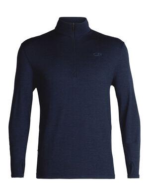 Original Long Sleeve Half Zip