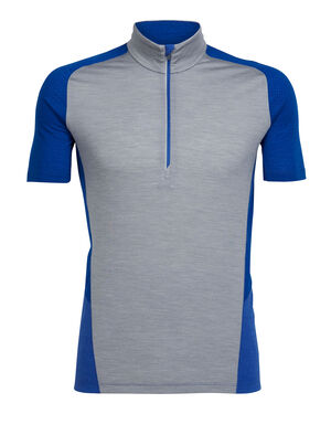 Cool-Lite™ Strike Lite短袖半拉链上衣