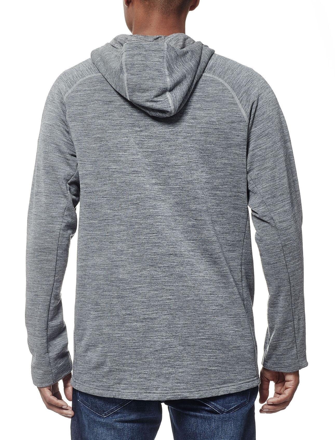 2d2115e45b19 RealFLEECE® Mt Elliot Long Sleeve Zip Hood - Icebreaker (AU)