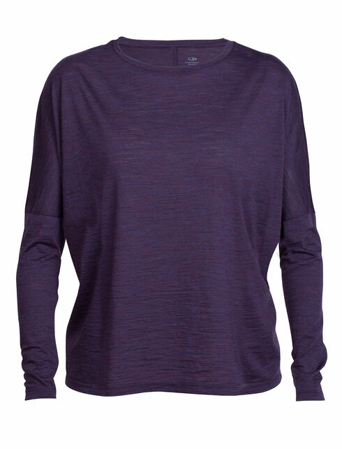 Aria Long Sleeve Scoop