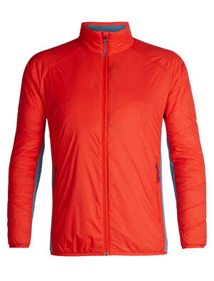 812c9ecd4a Men's Merino Wool Outdoor Jackets, Wind Breakers & Vests | Icebreaker®