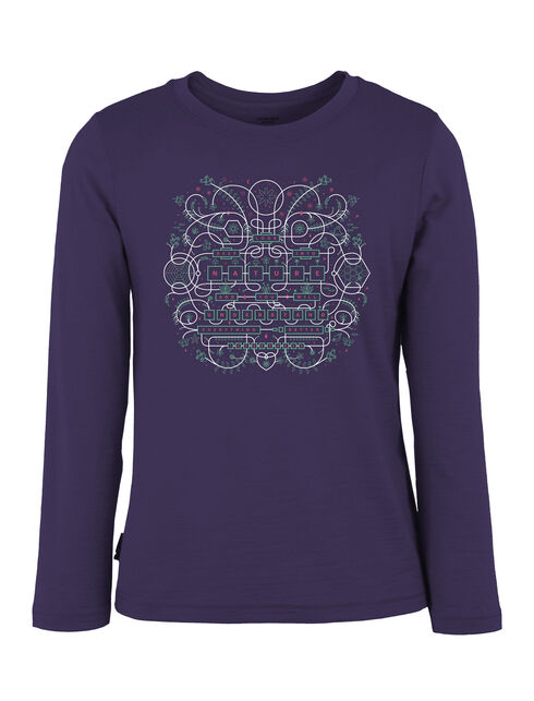 Tech Long Sleeve Crewe Arcade