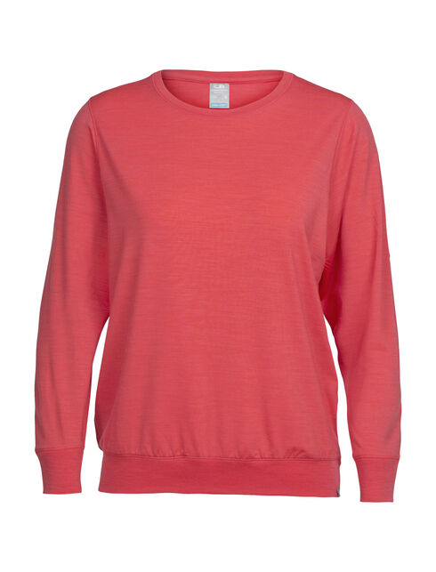 Women's Cool-Lite™ Mira Long Sleeve Crewe