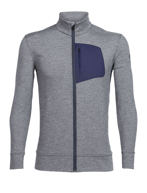 Cool-Lite Momentum Long Sleeve Zip