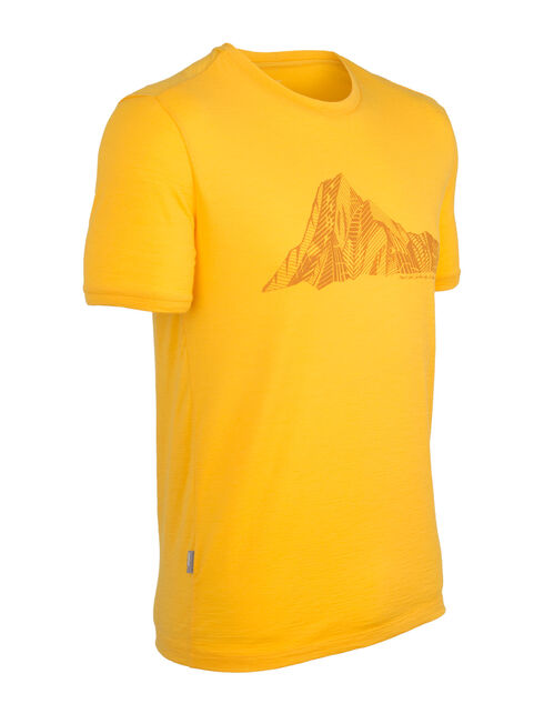 Tech Lite Short Sleeve Mt. Cook
